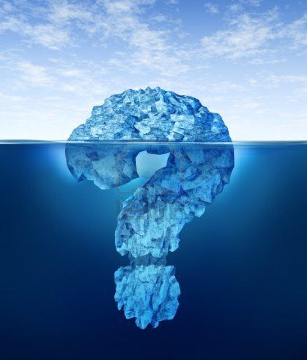 conoscenza iceberg
