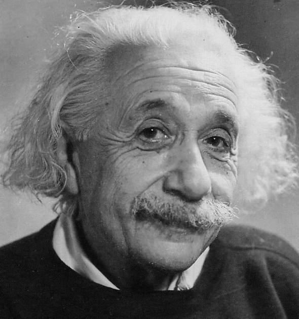 """Albert Einstein: """"Spiegatevi in modo semplice!"""""""