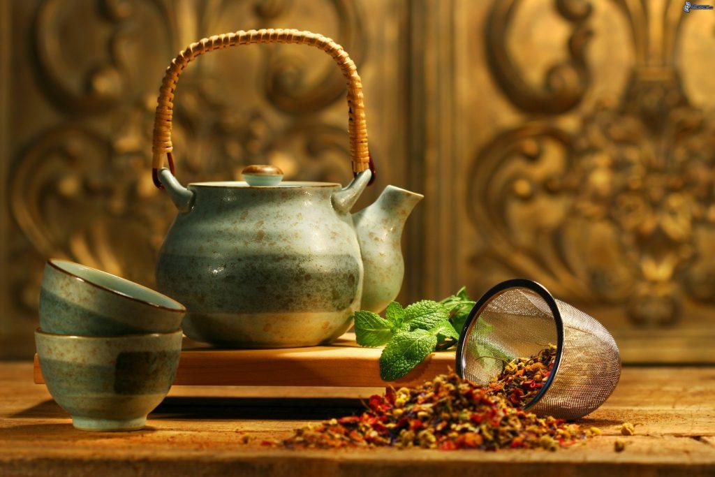 bere tè come fosse l'ultima tazza della tua vita
