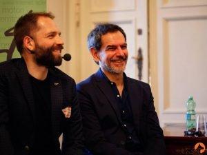 Angelo Vaira e Igor Sibaldi